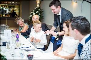 Chris Harding The Magician & accomplished Wedding Entertainer