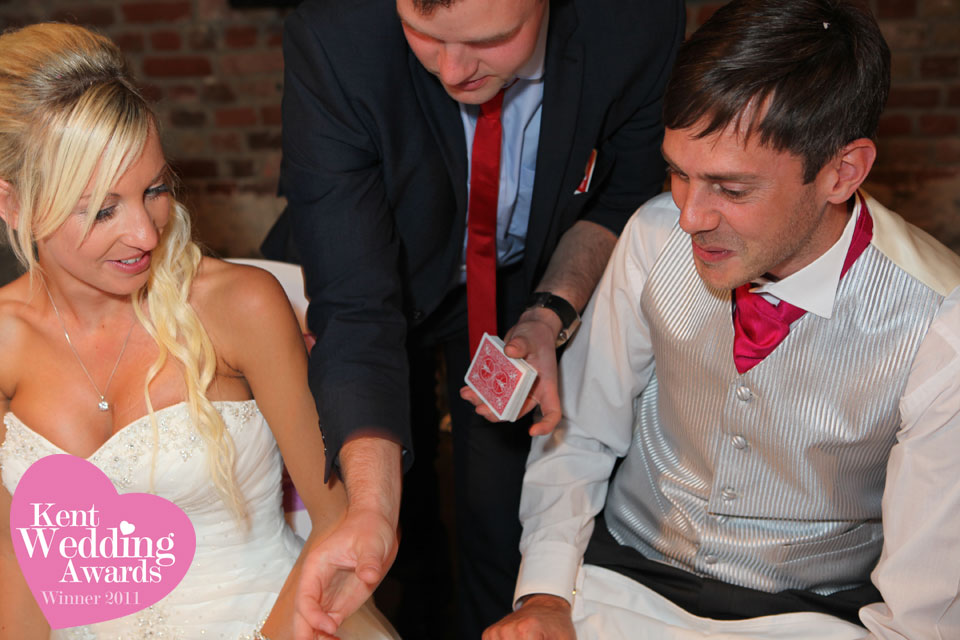 Wedding Magician in Kent