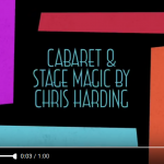 Cabaret and Stage Magic Slide